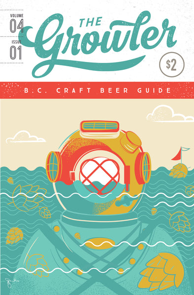 The Growler B.C. Volume 4, Issue 1 (Spring 2018)