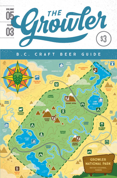 The Growler B.C. Volume 5, Issue 3 (Fall 2019)