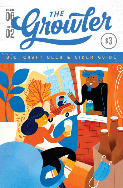 The Growler B.C. Volume 6, Issue 2 (Fall/Winter 2020)