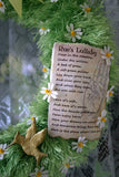 Hunger Games Rue's Lullaby Wreath