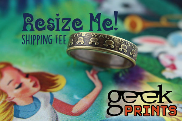 Ring Resize Shipping Fee