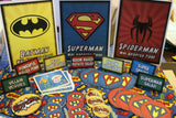 Adopted Super Hero Signs Printable