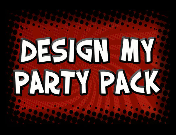 Custom Designed Party Pack