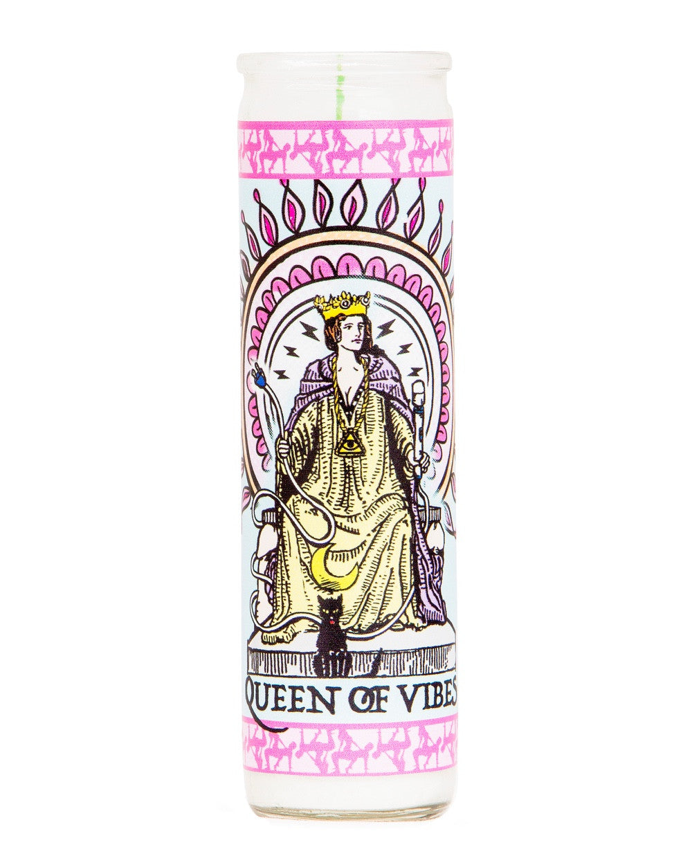 Queen of Vibes Prayer Candle