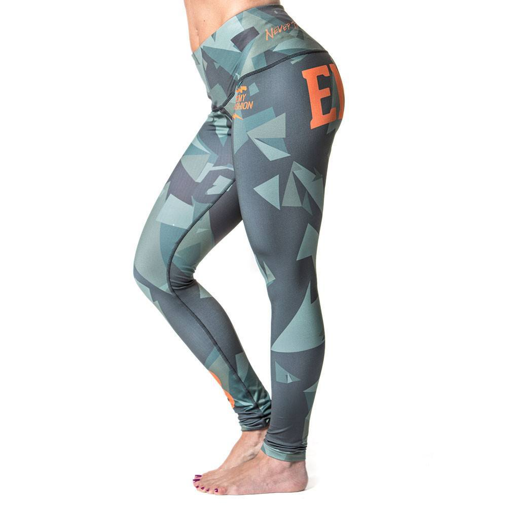 Bottoms - Fractured Camo Yoga Pant - Standard Issue