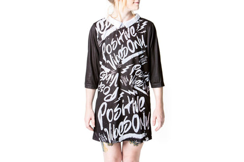 Fractured Camo Mini Mod Dress