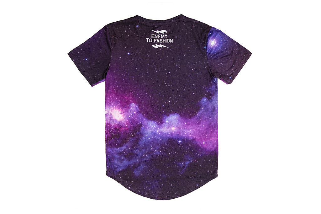 Positive Vibe Signature Tee - Galactic Vibes