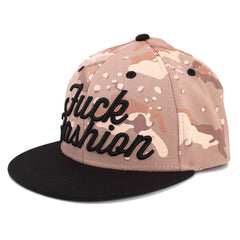 Hats - FASHION WEEK Snapback Hat - Camo