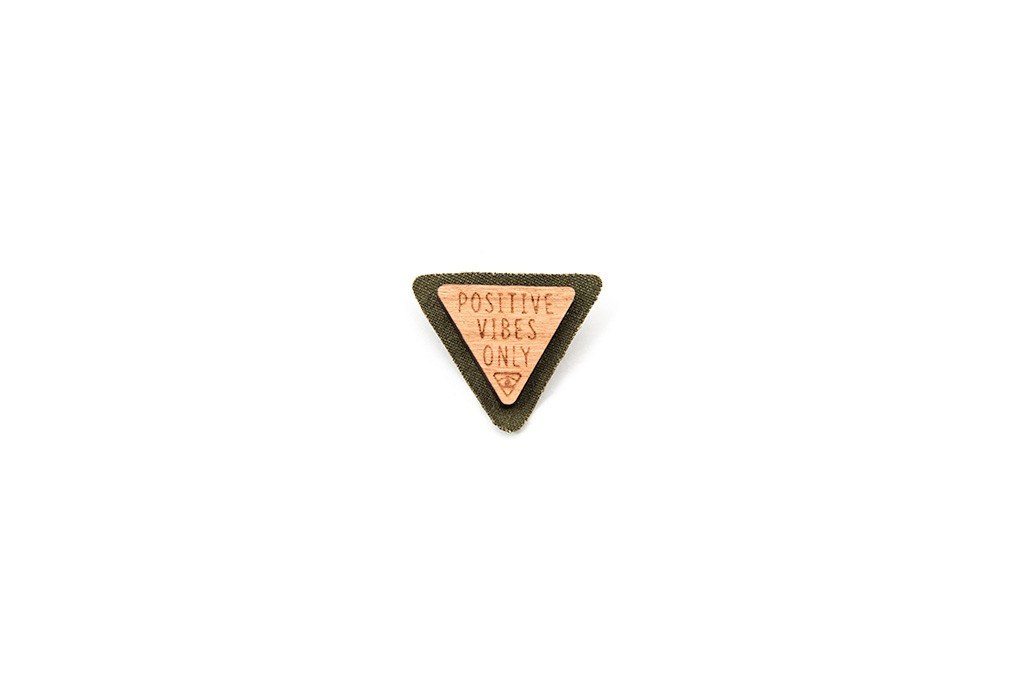 Jewelry - Positive Vibes Only X Havok Design Pin