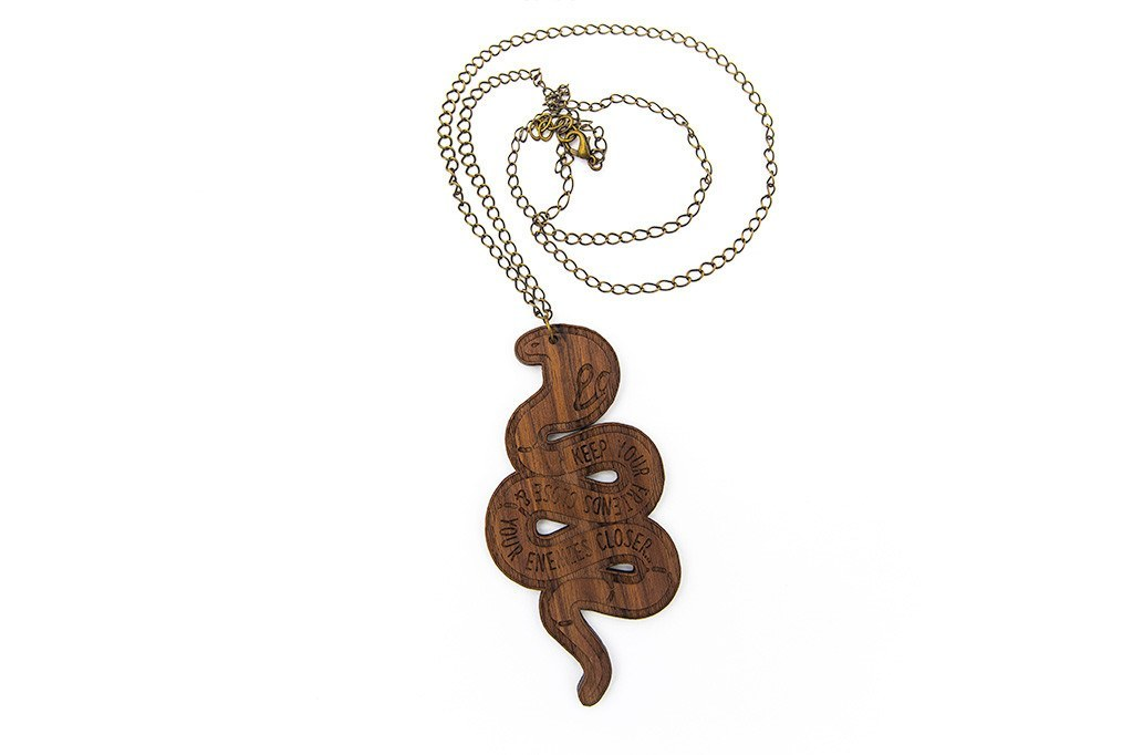 Jewelry - Snake Charmer Necklace