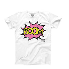 "Mini Enemy ""BOOM"" kids shirt"