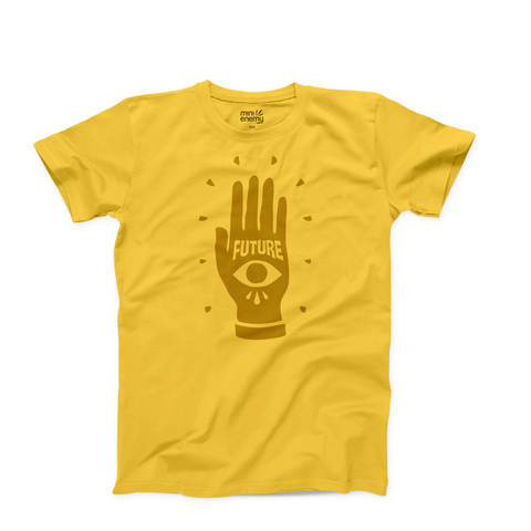 "Mini Enemy ""Future Hand"" kids shirt"