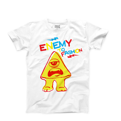 "Mini Enemy ""Monster Eye"" kids shirt"