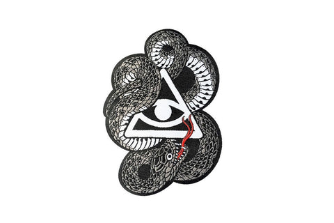 Patch - All Seeing Eye Snake Patch