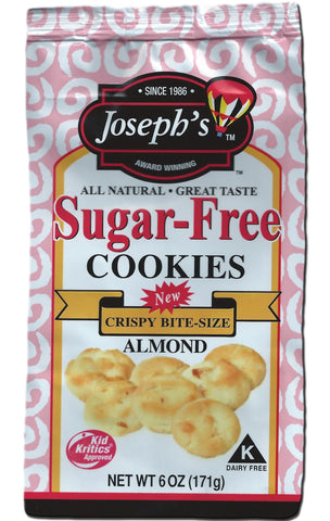 Sugar-Free Almond Cookies 6oz