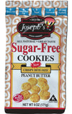 Sugar-Free Peanut Butter Cookies 6oz