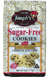 Sugar-Free Chocolate Chip Cookies 6oz