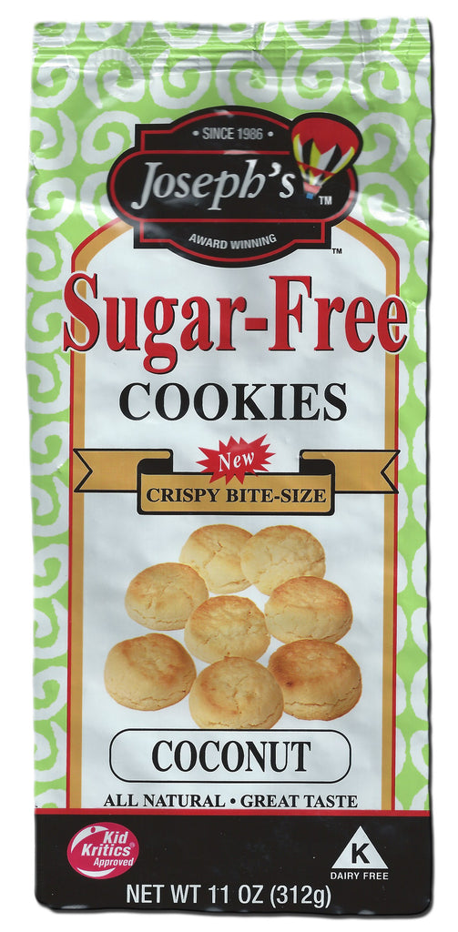 Sugar-Free Coconut Cookies 11oz