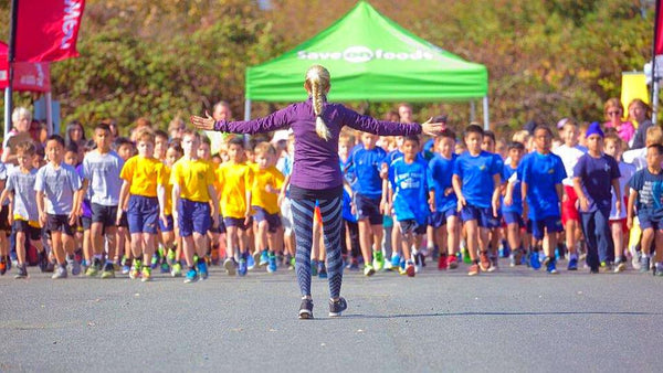 BOUNDARY BAY CROSS COUNTRY MEET