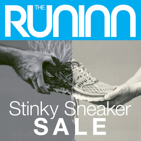 Our Annual Stinky Sneaker Sale is on NOW!