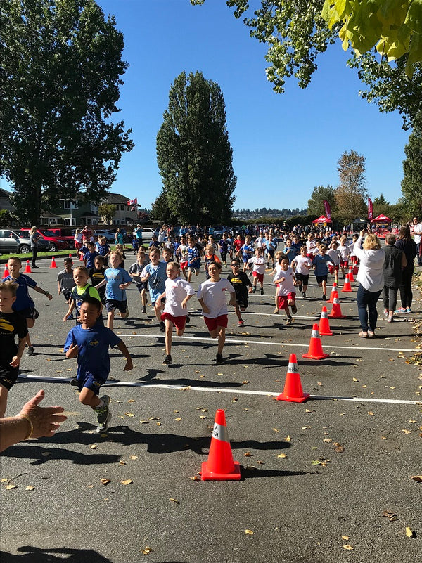10th Annual Boundary Bay Cross Country Meet raises awareness for Kidsport Delta.