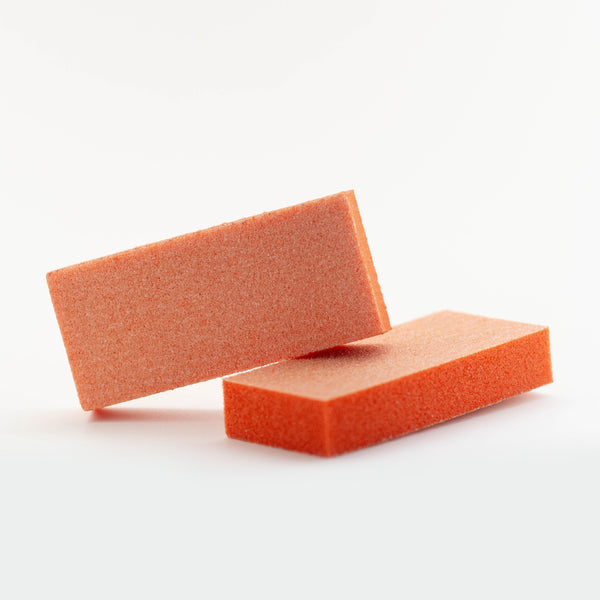 Slim Orange Buffer Blocks - 10 PK