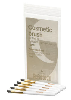 RefectoCil Cosmetic Brush Hard - Gold  (5 per pouch)