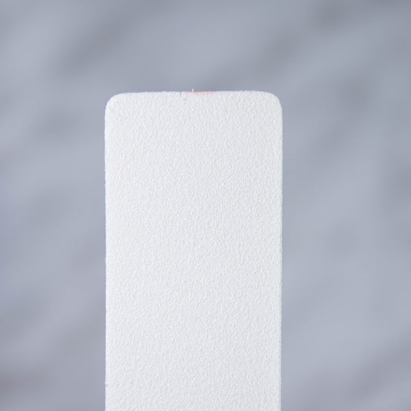 Premium White EXTRA WIDE Files Various Grits  (Individuals)