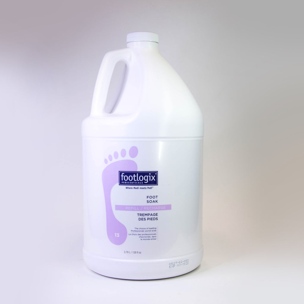 Footlogix #13 Foot Soak | Gallon Size