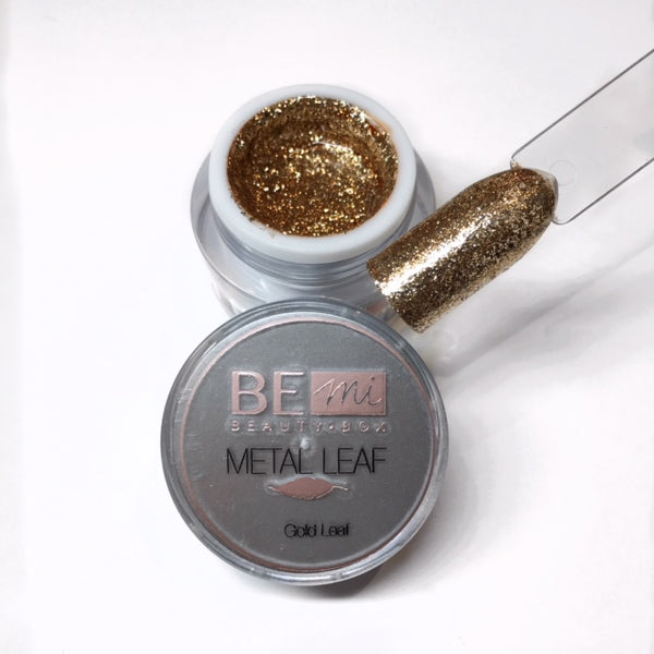 BEmi | Metal Leaf Gel | Gold