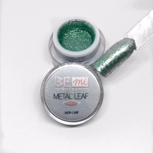 BEmi | Metal Leaf Gel | Jade
