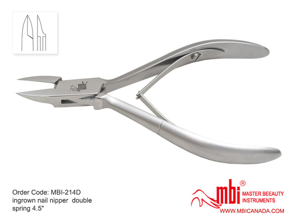 214 Ingrown Nail Nipper