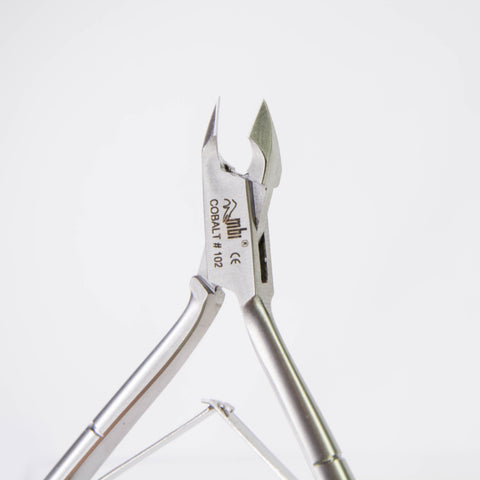 102D Cuticle Nipper | Double Spring