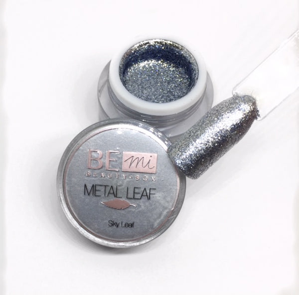 BEmi | Metal Leaf Gel | Sky