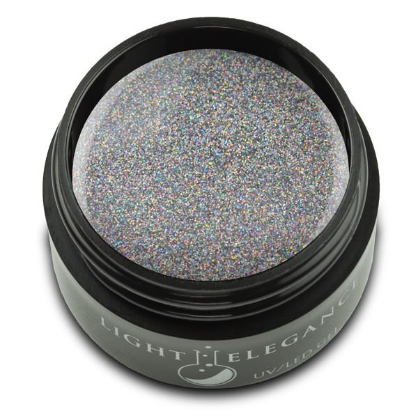 Light Elegance Disco Glitter Gel