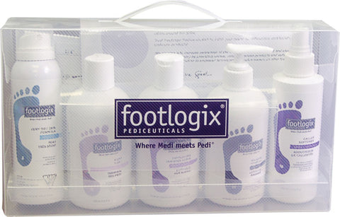 Footlogix Pro Backbar Starter Kit