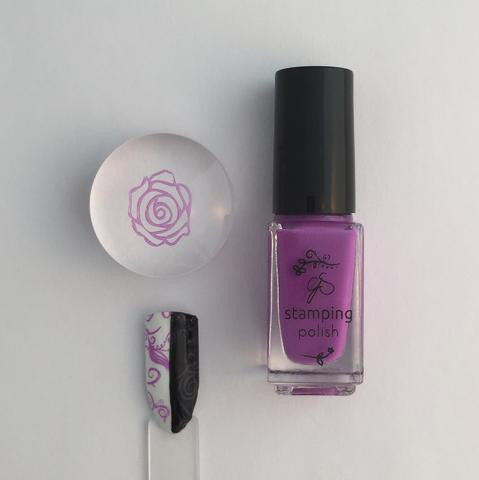 Polish #17 Lynnie Loves Lavender