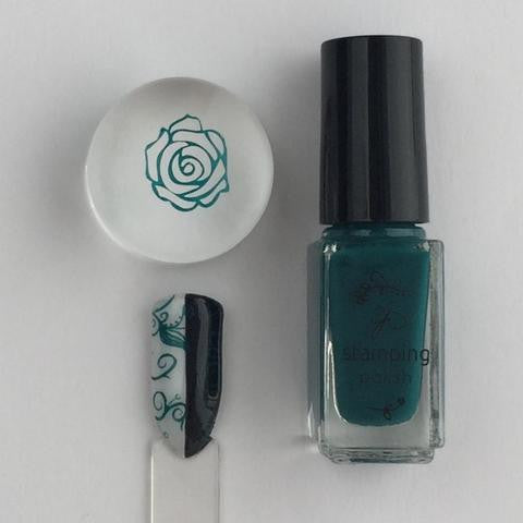 Polish #39 Teal or No Deal
