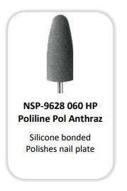 NASP Poliline Pol Anthraz (Rough Polisher for Nails)