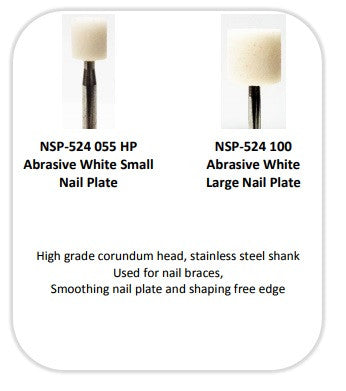 NASP  Abrasives | Fine Pedicure