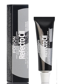 RefectoCil  #1 Pure Black