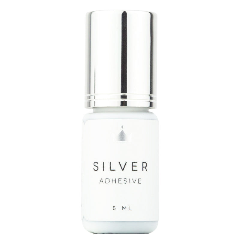 Bella Lash Silver Sensitive Lash Adhesive | 5ml