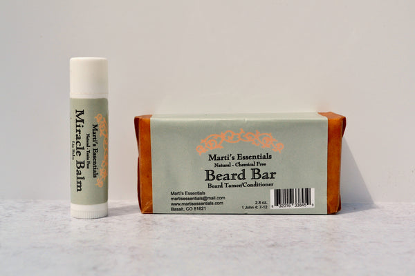 Beard Bar Duo
