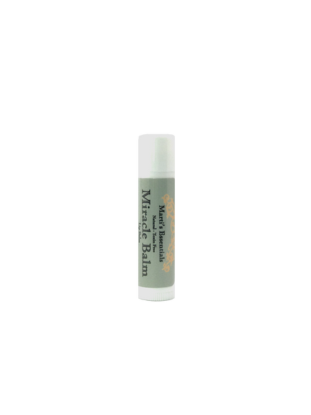 Miracle Balm lip balm essential oils