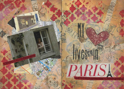 My Heart Lives In Paris