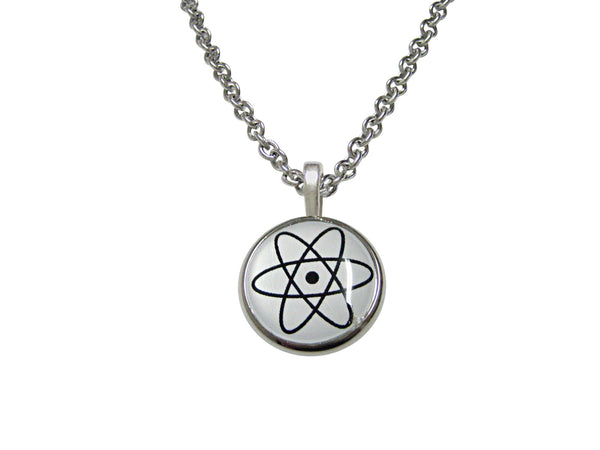 Atom Pendant Necklace