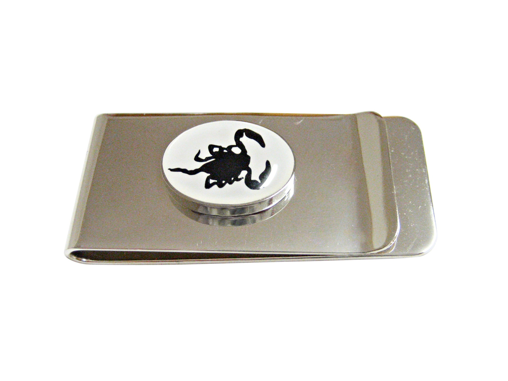 Black Scorpion Money Clip