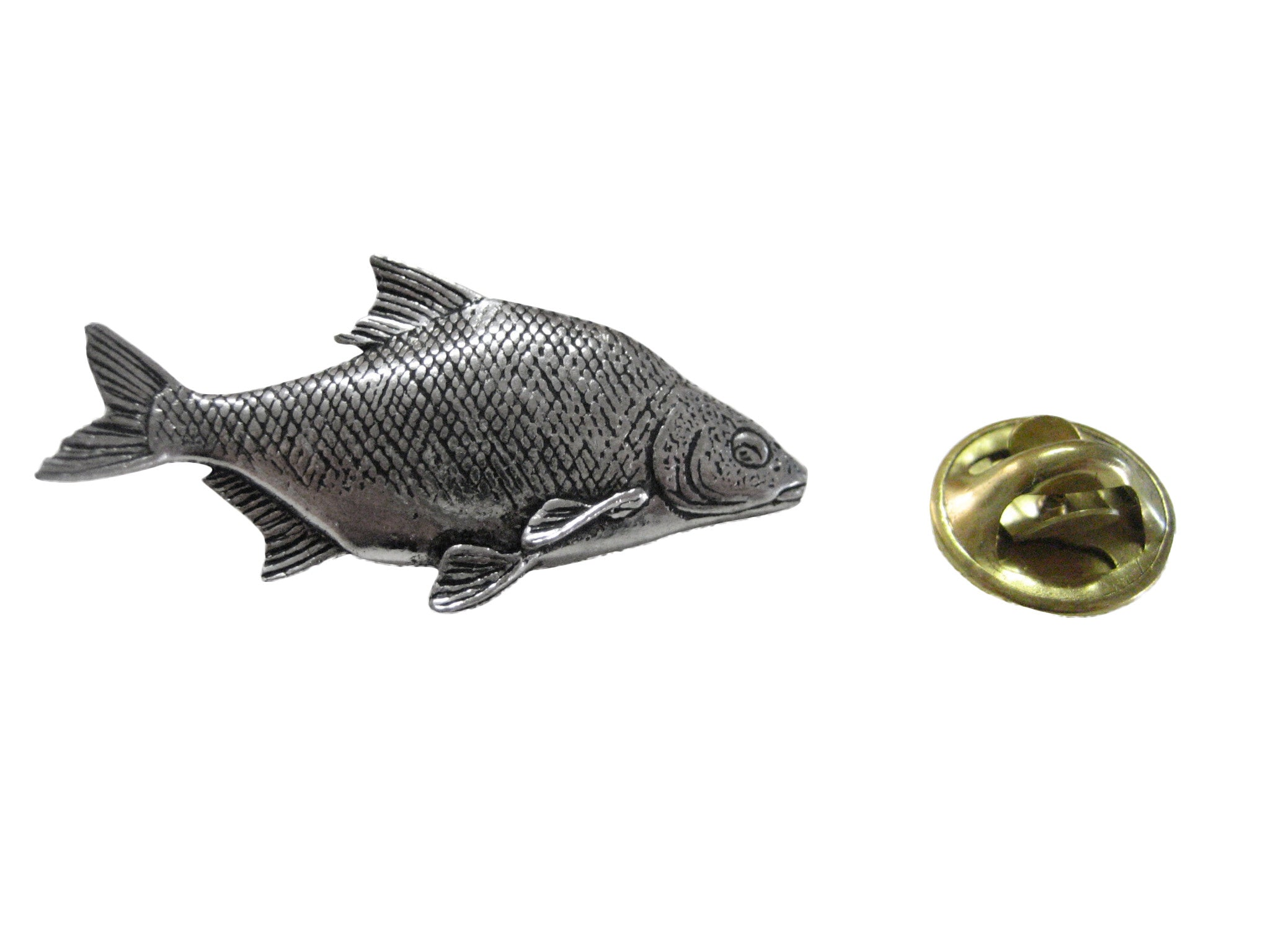 Bream Fish Lapel Pin