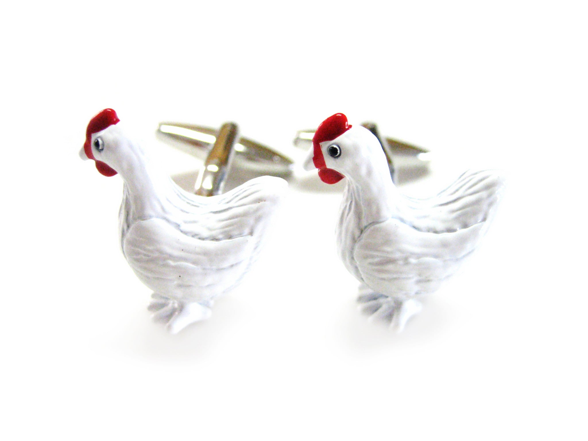 Chicken Cufflinks