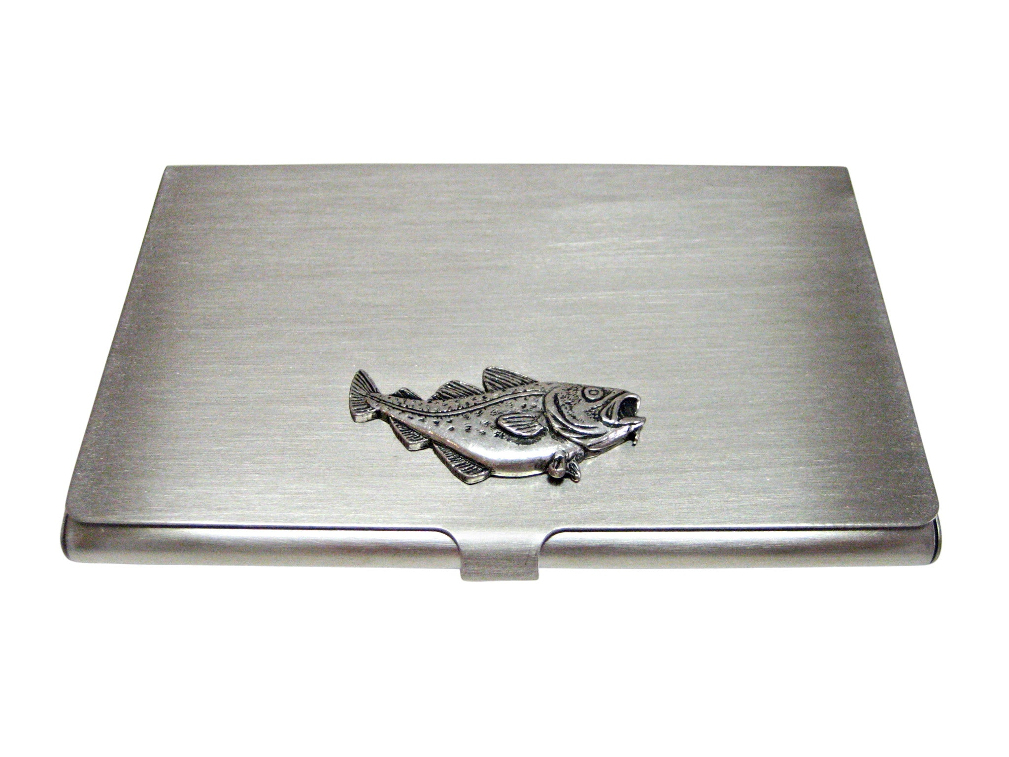 Cod Fish Business Card Holder
